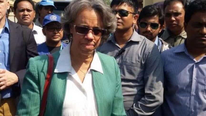 ABD Bangladeş Büyükelçisi'nin konvoyuna saldırı gerçekleştirildi