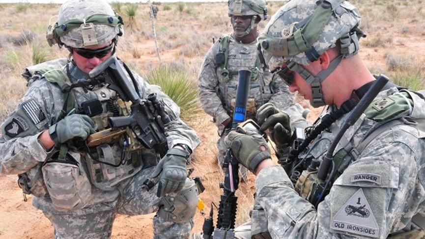 ABD ordusunda GPS cihazı kullanmak yasaklandı