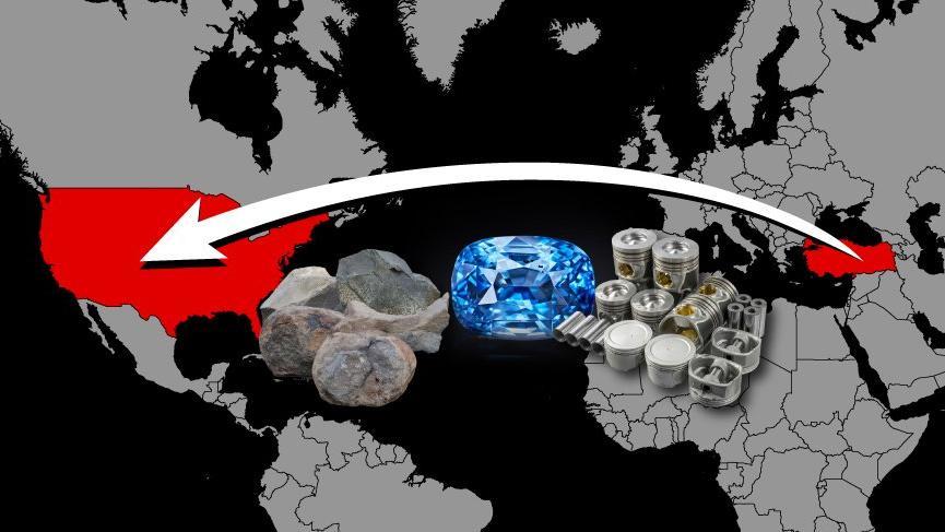 Son dakika... ABD'den Türk ürünlerine vergi incelemesi
