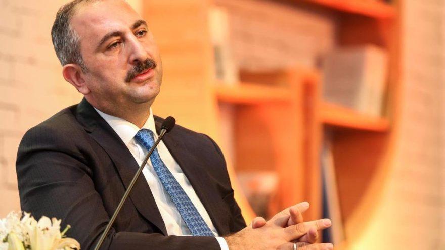 Adalet Bakanı Gül'den 'dava kotası' açıklaması