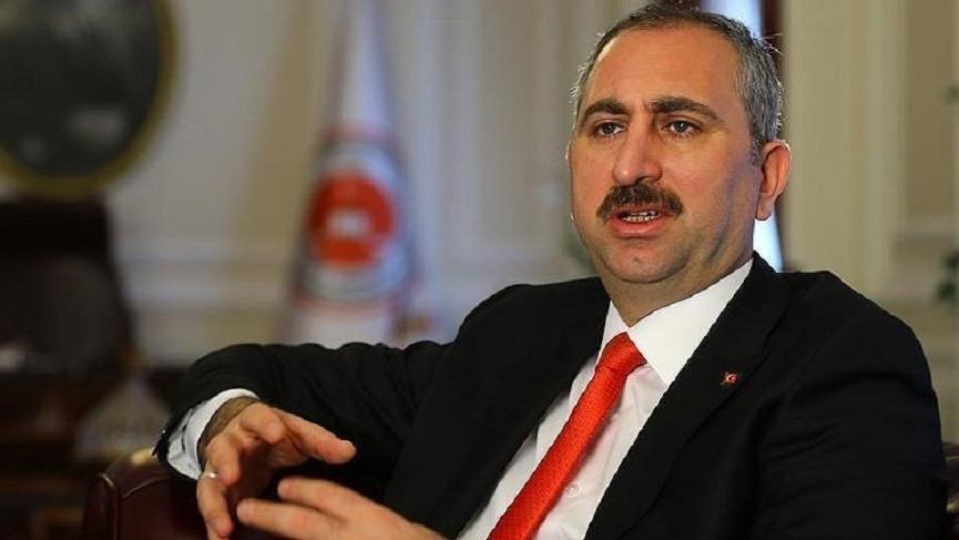 SON DAKİKA: Adalet Bakanı Gül'den ABD'nin yaptırım kararına tepki!