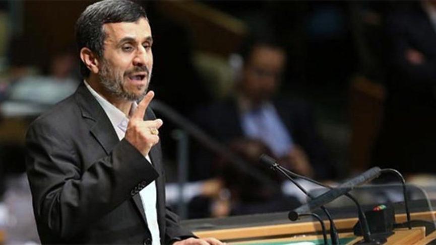 Ahmedinejad'dan Ruhani'ye istifa çağrısı!