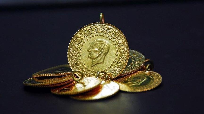 Altın fiyatları yönünü aşağıya çevirdi! Güncel çeyrek ve gram altın fiyatları