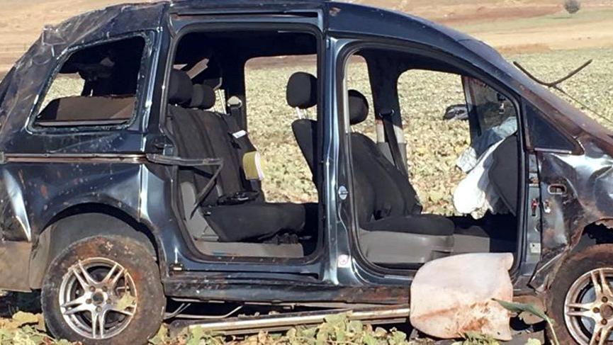 Gaziantep'te kaza sonucu iki kardeş yaşamını yitirdi