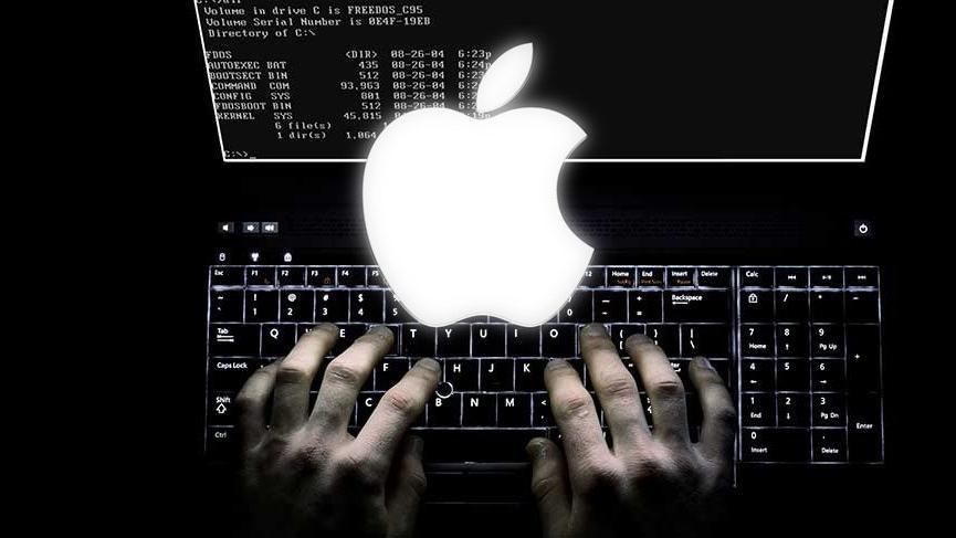 Apple 16 yaşındaki liseli tarafından hacklendi! Haberler korkuttu...