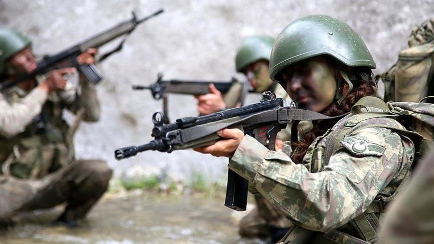 TSK'ya dört yeni komando tugayı!