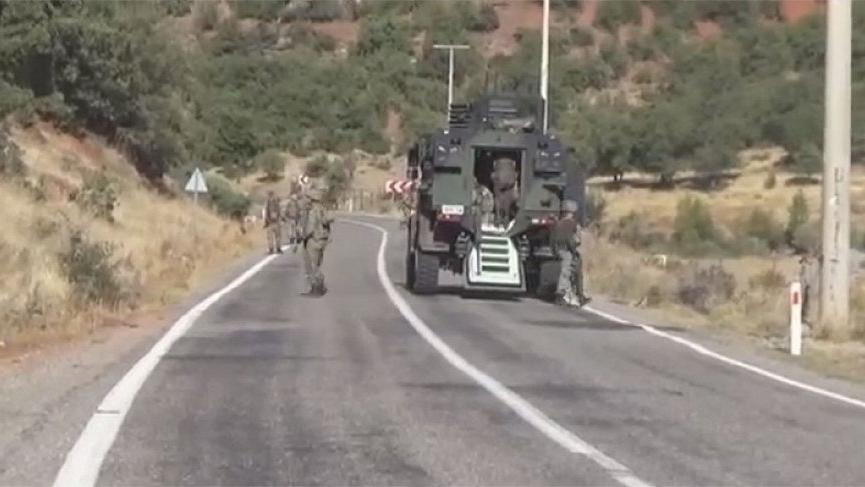 Suriye sınırında 'özel güvenlik bölgesi' uygulaması