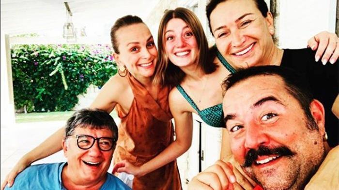 Ata Demirer'in yeni filmi 'Hedefim Sensin'de ekip toplanıyor