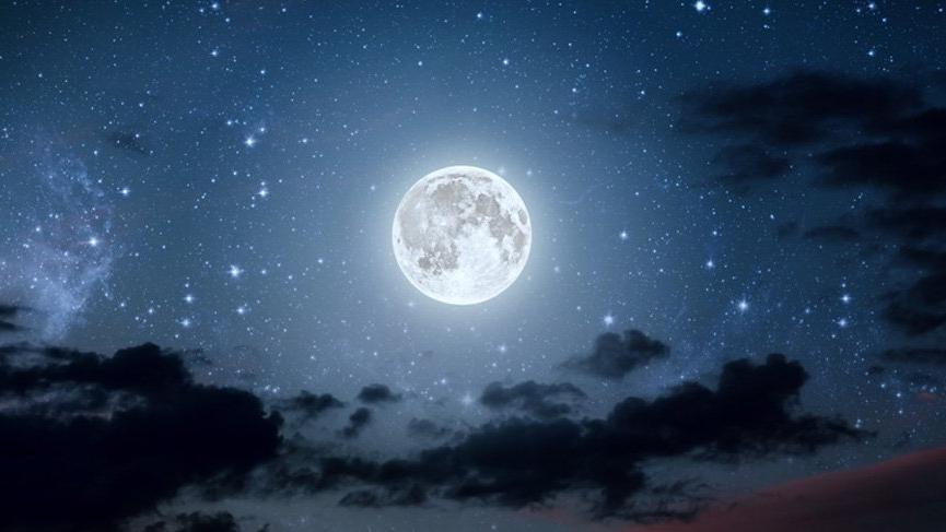 Eylül ayında Ay'ın boşlukta olduğu zamanlar!