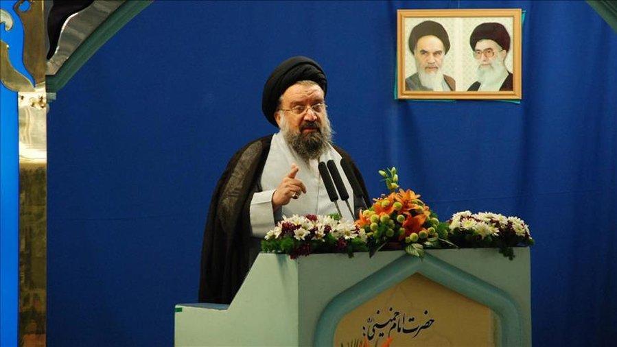 Hatemi: İran'a zarar verirse ABD'yi ve müttefiki İsrail'i vururuz