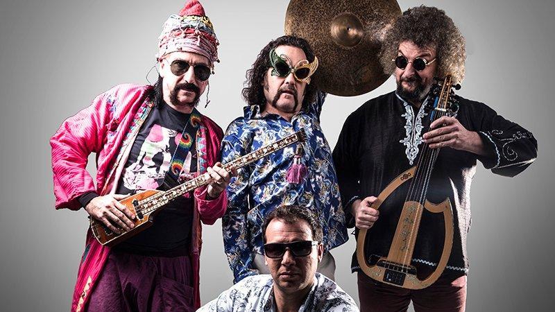 Sziget'te BaBa ZuLa coşkusu! 'Müzik bizim en özgür hissettiğimiz alan'