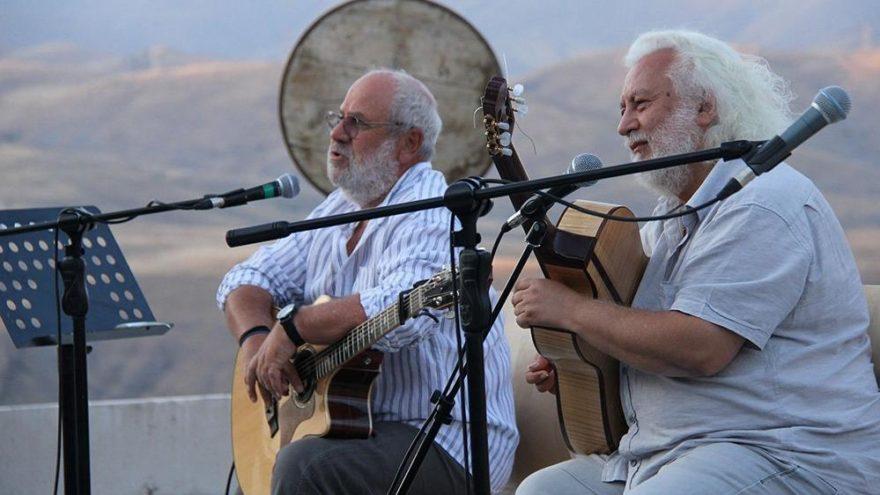 Efsane müzisyenler Baksı Müzesi'nde konser verdi