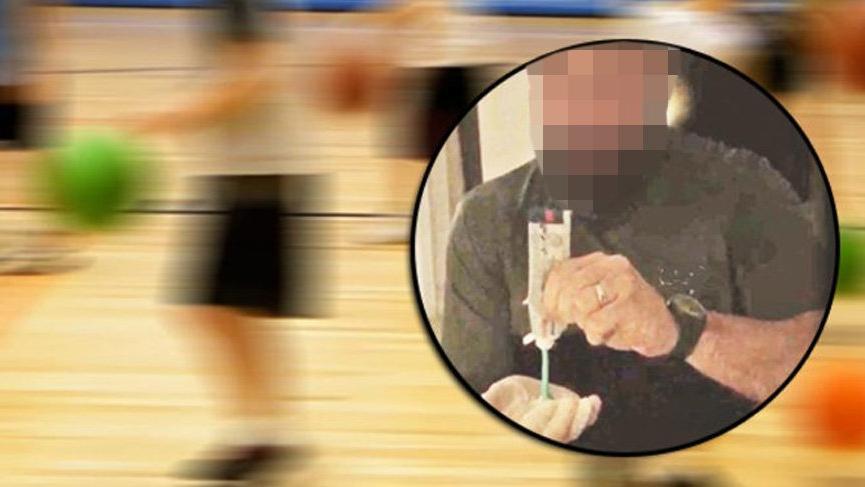 Çocuk basketbol takımı oyuncularına taciz skandalı!