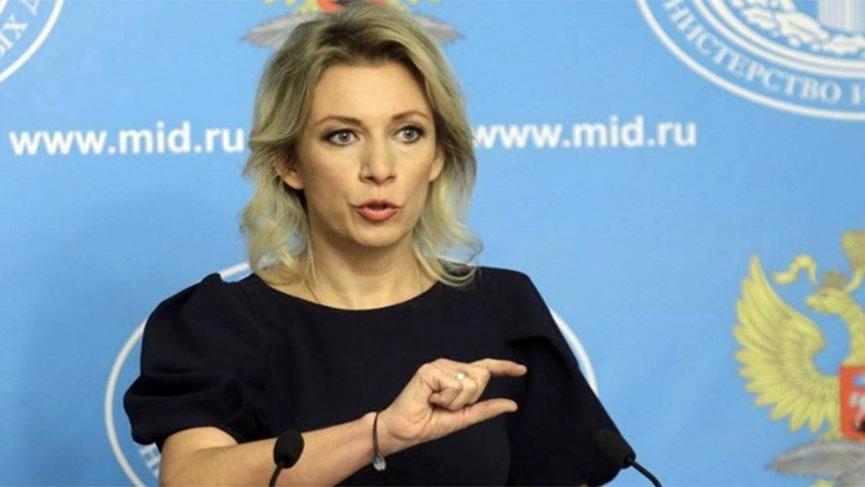 Son Dakika... Rusya'dan ABD'ye 'yaptırım' çıkışı