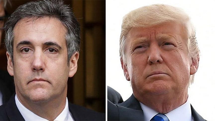 Trump, avukatı hakkında suskunluğunu bozdu