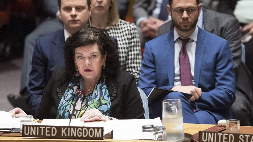 İngiltere'nin BM Temsilcisinden 'Esad kimyasal saldırı yapabilir' uyarısı
