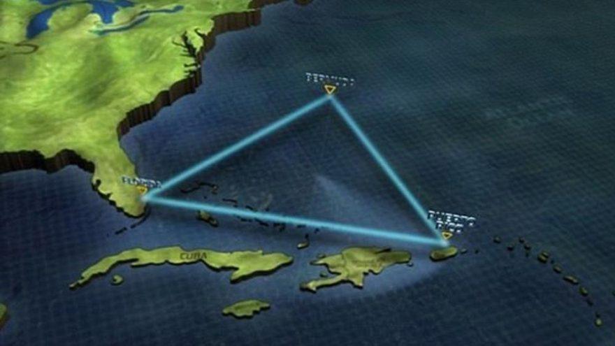Uzaylılar, piramitler derken… İşte Bermuda'nın gerçek sırrı