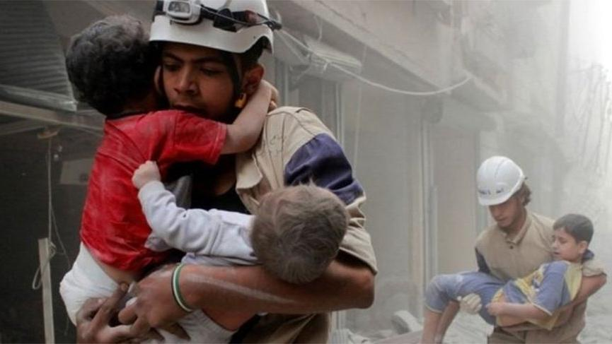 Dışişleri Bakanı Muallim: İdlib'de kimyasal saldırı mizanseni için 44 çocuk kaçırıldı