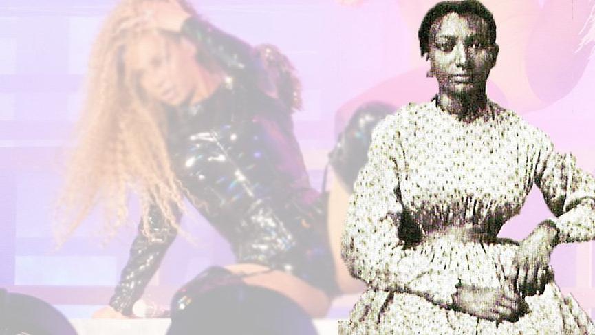 Beyonce büyük büyük büyük büyükannesinin köle olduğunu öğrendi şoka girdi!