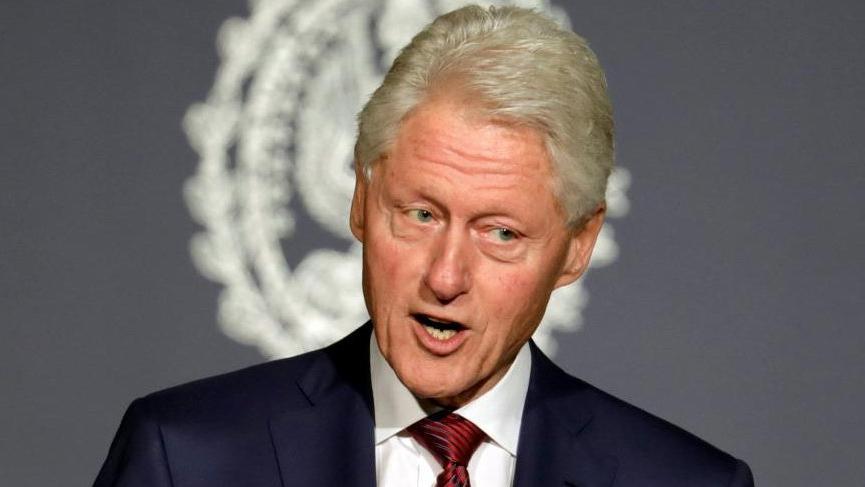 Eski ABD Başkanı Clinton'dan Türk teröristli roman