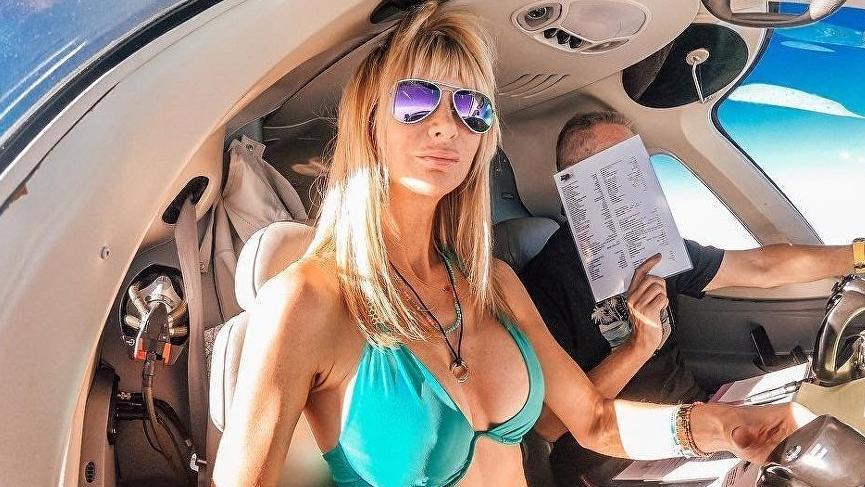 Kadın avukat eski sevgilisine nispet yapmak için pilot oldu