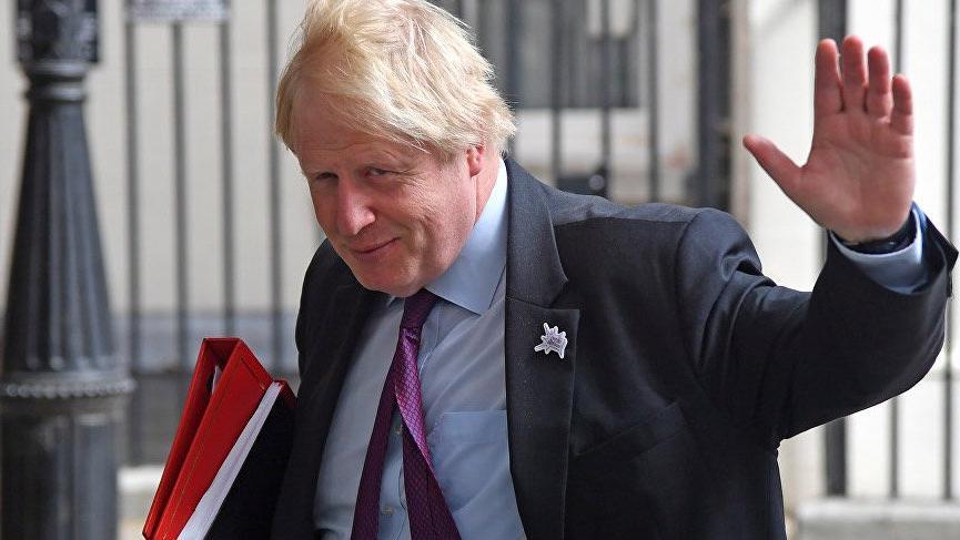 Eski Dışişleri Bakanı Johnson'dan olay yaratan 'peçe' açıklaması