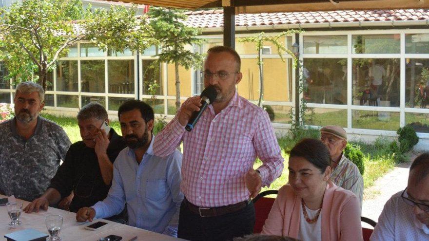 AKP'li Turan'dan ekonomi için 'limon' örneği