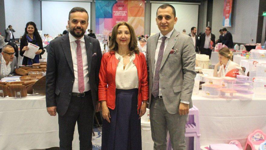 Kolombiya'da Türk ürünlerine yoğun ilgi