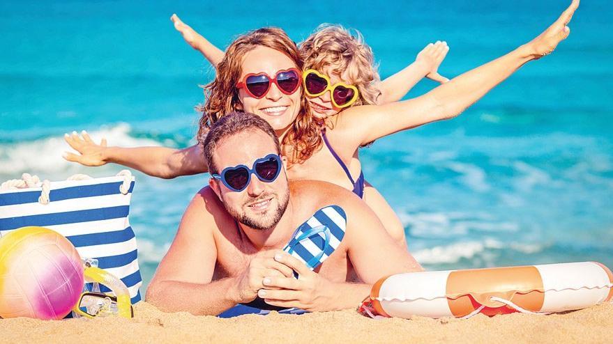 Çocukla tatilin püf noktaları