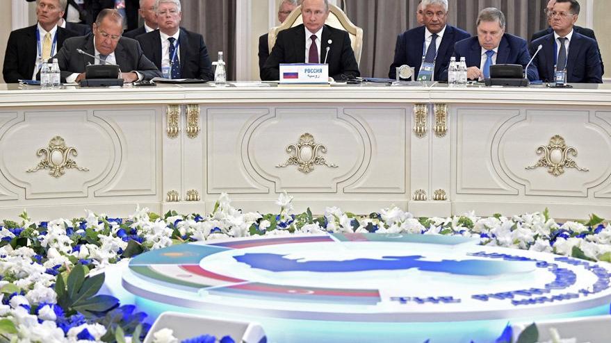 Kritik imza atıldı… Hazar Denizi'nin statüsü belli oldu