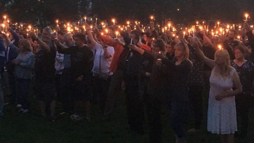 Colorado, polis memuru Cem için dua ediyor