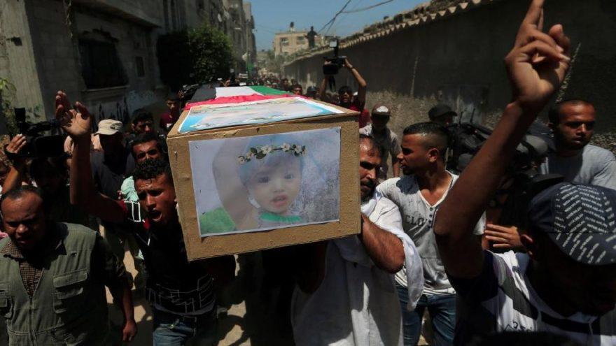 İsrail, Gazze'yi vuruyor: 3 ölü 12 yaralı