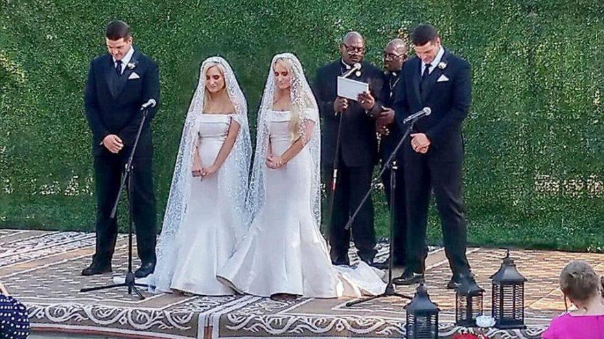 Böyle hikaye olmaz: İkiz kardeşler, ikiz kardeşlerle evlendi ve aynı evde yaşayacaklar