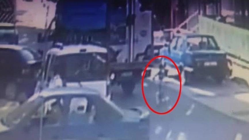 Sancaktepe'de bir kamyonet 3 yaşındaki çocuğu ezdi