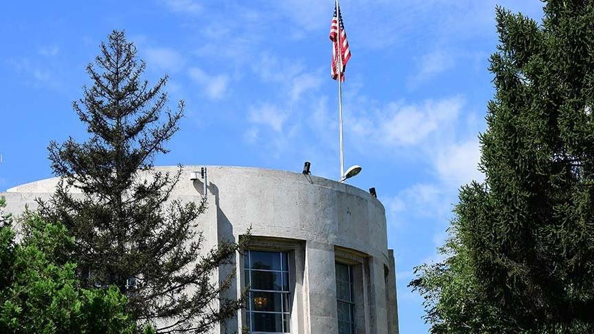 ABD büyükelçiliğine saldırıda 2 saldırganın kimlikleri belirlendi