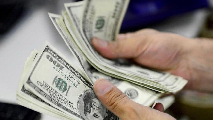 SON DAKİKA: 1 dolar 5,40 TL'nin üzerine çıktı