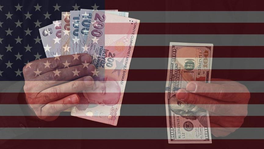 Dolar ne kadar oldu? (08.08.18)