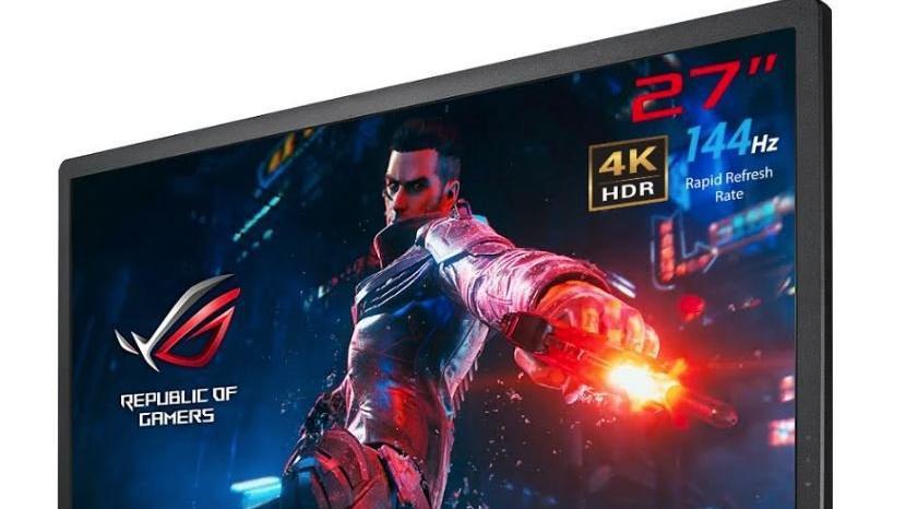 Dünyanın ilk 4K G-Synch HDR oyuncu monitörü Türkiye'ye geliyor