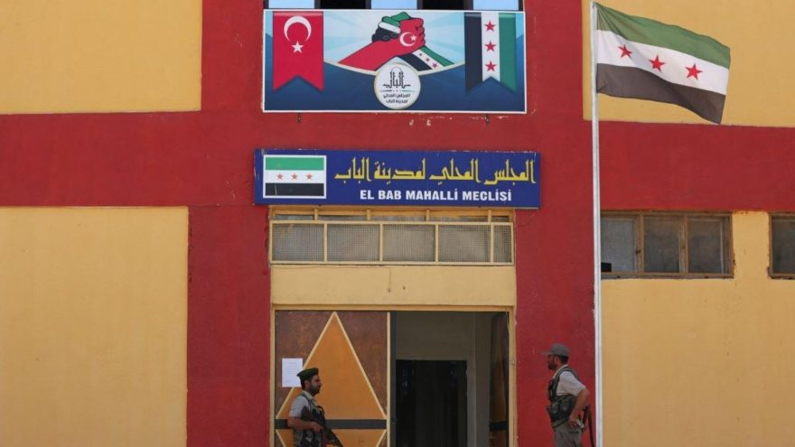 Esad'ın temsilcisinden Türkiye'ye skandal sözler