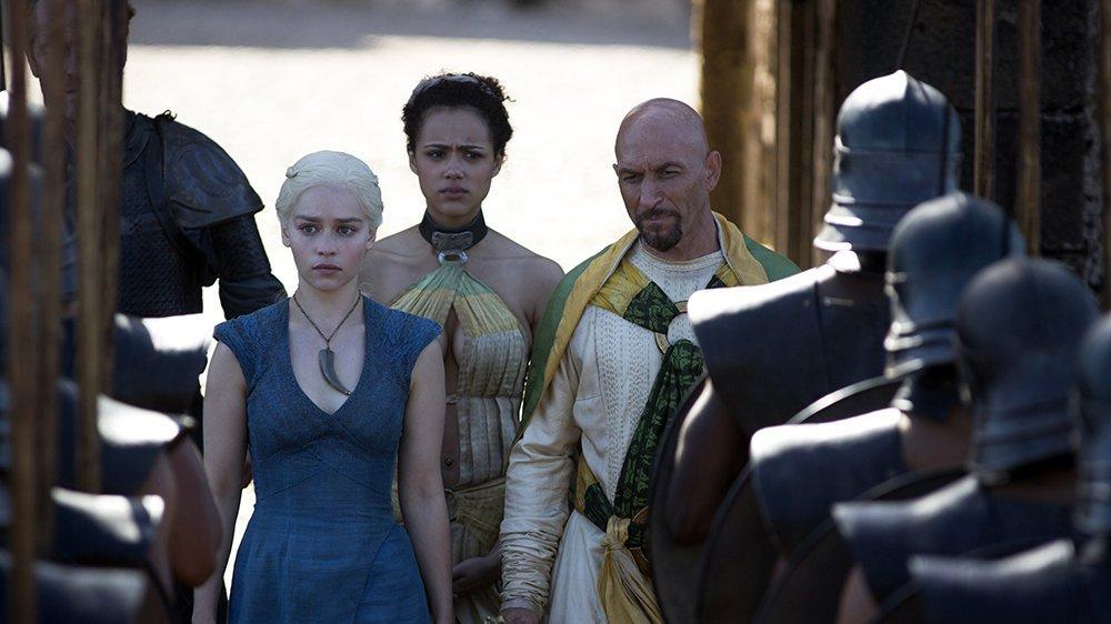 'Game of Thrones'un son sezonu heyecan verici olacak'