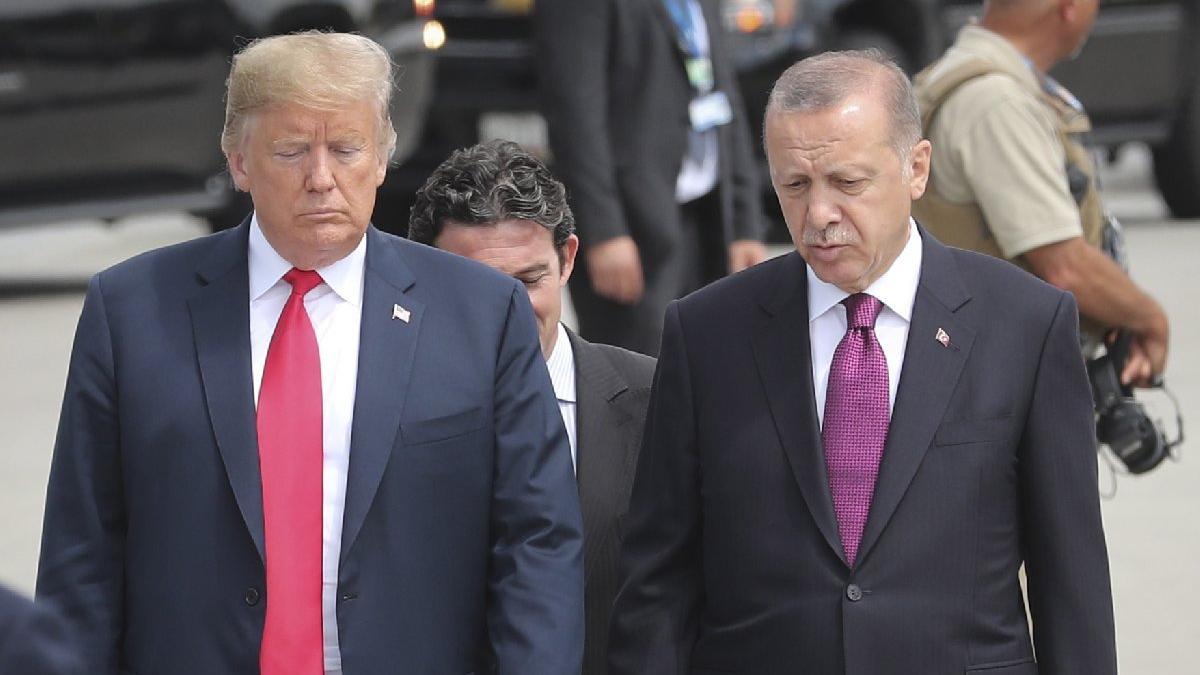 Rahip Brunson krizi Trump-Erdoğan arasındaki yanlış anlaşılmadan çıkmış