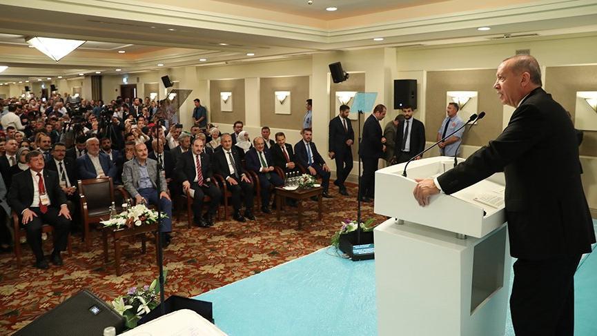 Erdoğan: Oyununuzu gördük meydan okuyoruz