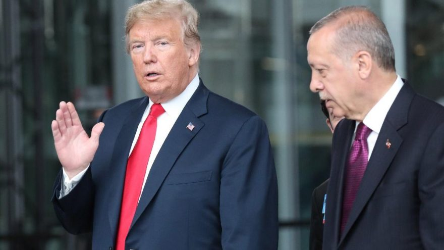 Erdoğan: Türkiye'ye karşı atılan tek taraflı adımlar ABD'nin çıkarlarına zarar verir