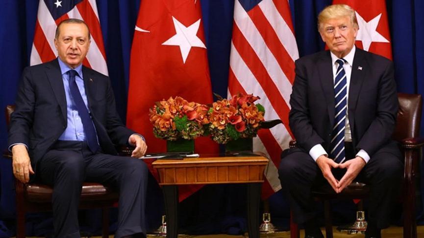Son Dakika... Erdoğan: Türkiye'ye karşı atılan tek taraflı adımlar ABD'nin çıkarlarına zarar verir