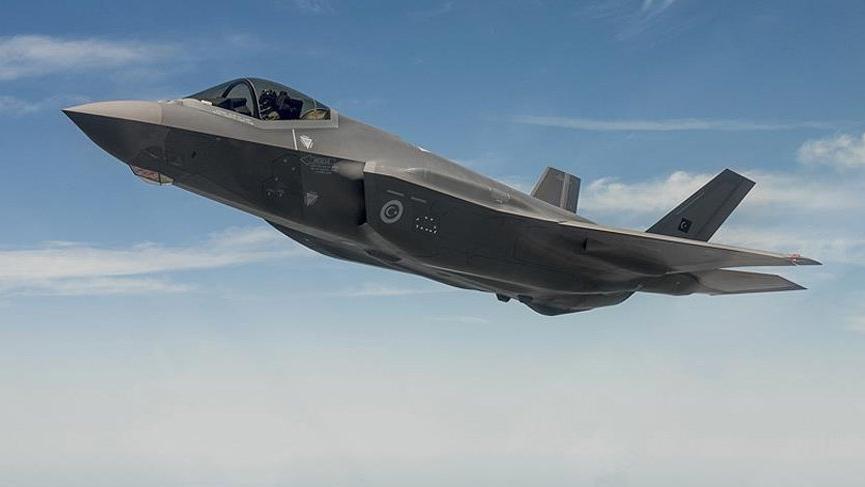 Son Dakika... TSK: Türk savaş pilotu, F-35 uçağı ile ABD'deki ilk uçuşunu gerçekleştirdi