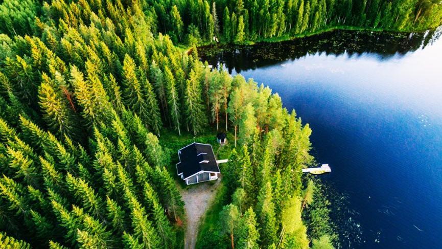 Kuzey ışıkları ve ünlü Helsinki şehri ile Finlandiya gezi rehberi