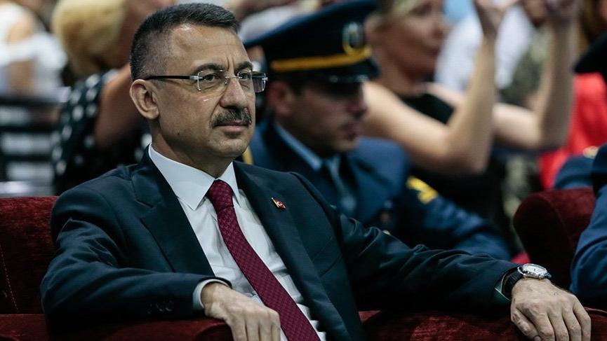 Cumhurbaşkanı Yardımcısı Oktay'dan ABD'ye sert sözler