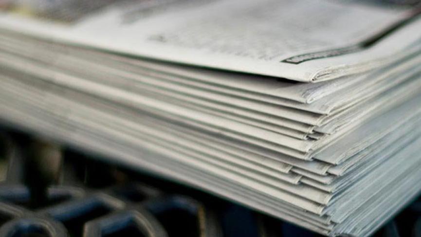 Dolar ve euro yerel basını da vurdu