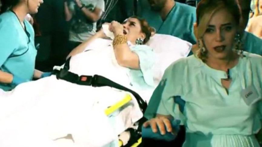Gelinim Mutfakta'da şoke eden olay! Sancısı gelince hastaneye kaldırıldı ve…
