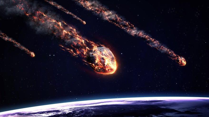 Geçen hafta dünyaya 2.1 kilotonluk meteor çarpmış